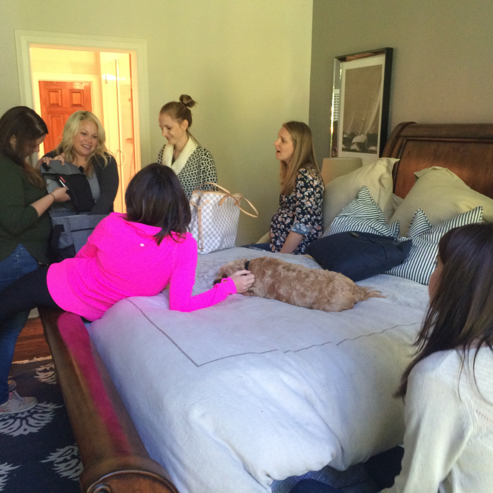 Talking Diaper Bags with Spike dog!!!