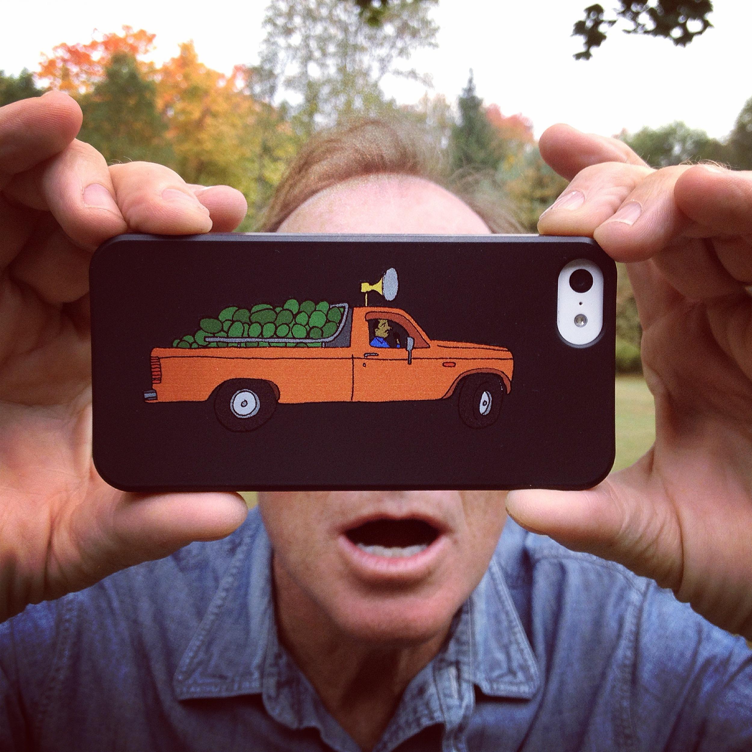 iPhone 5 Karpouzi Case