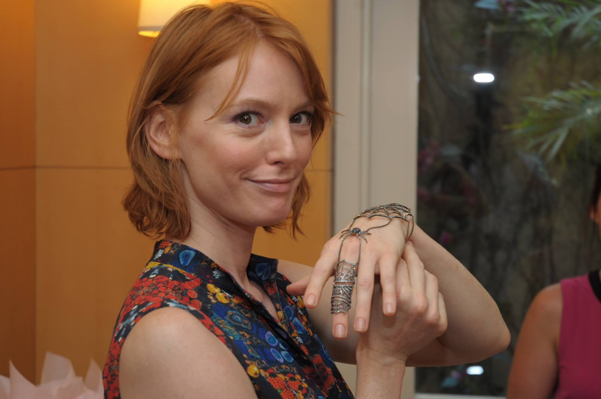 Alicia Witt from Justified