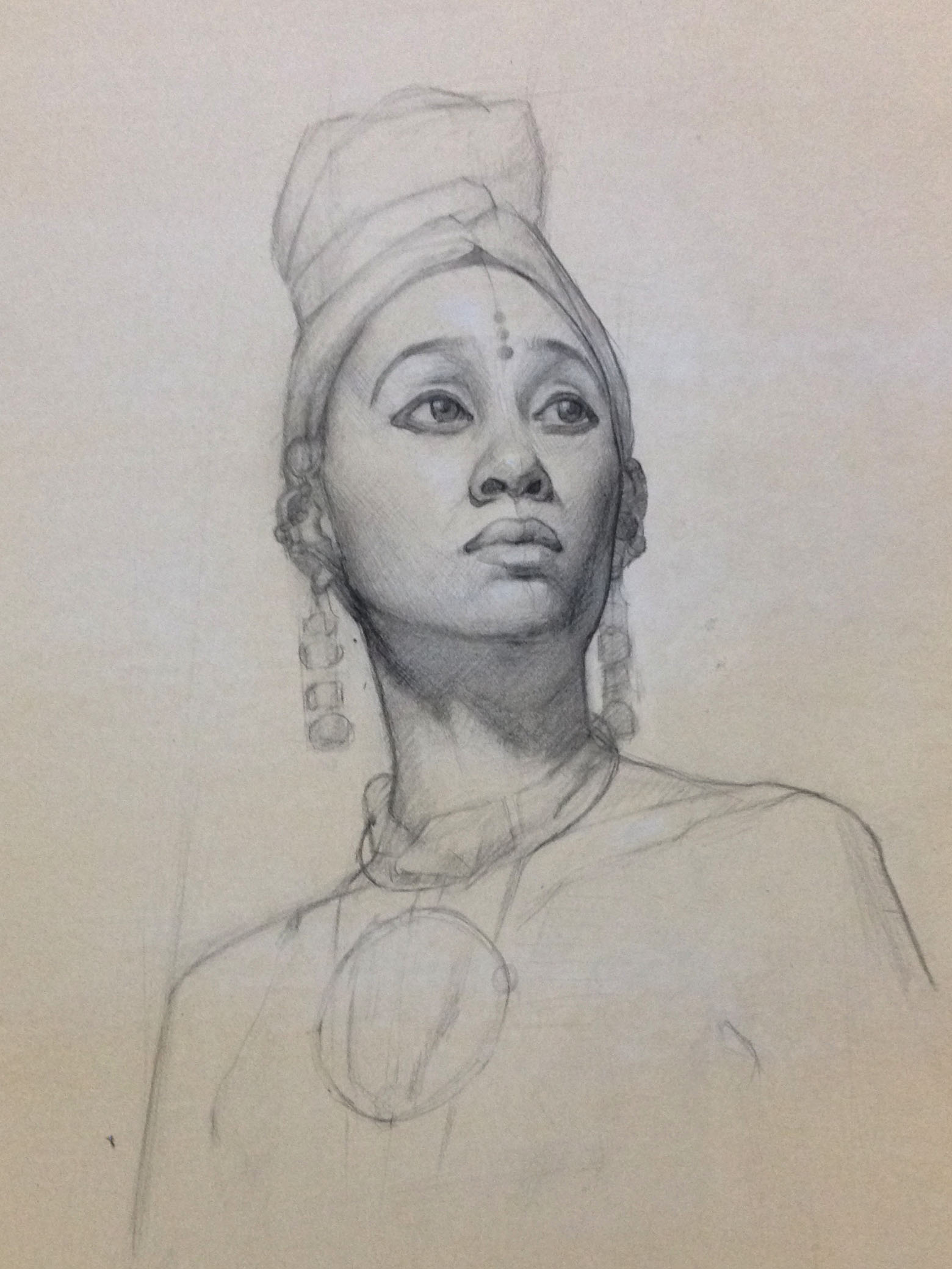 Drawing of Young Woman in Jewelry.jpg