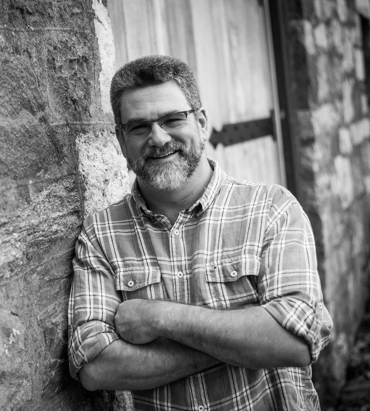 Christopher Golden is the author of recent novel ARARAT.