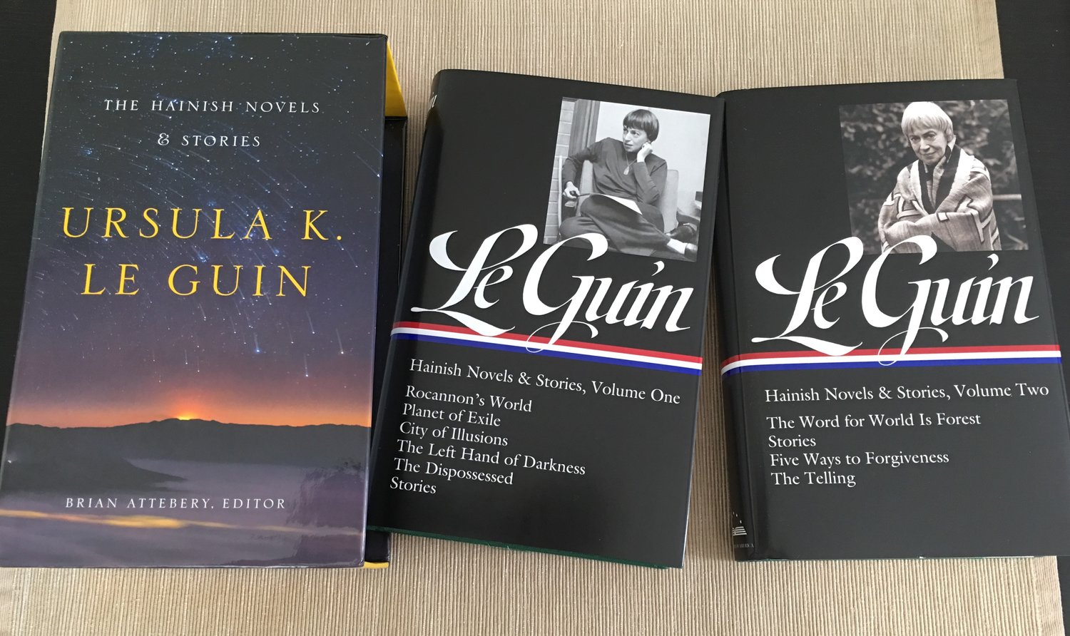Image result for Le Guin American Library