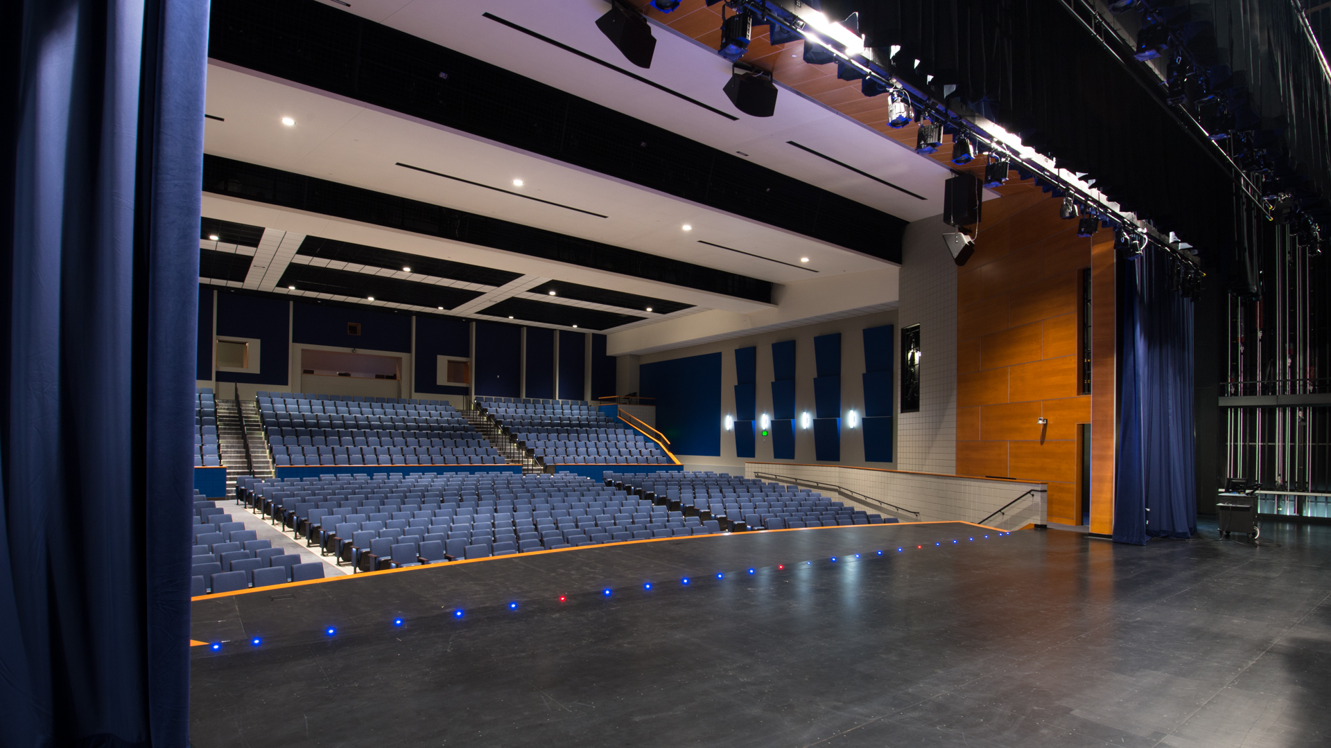 Becker High School Theater