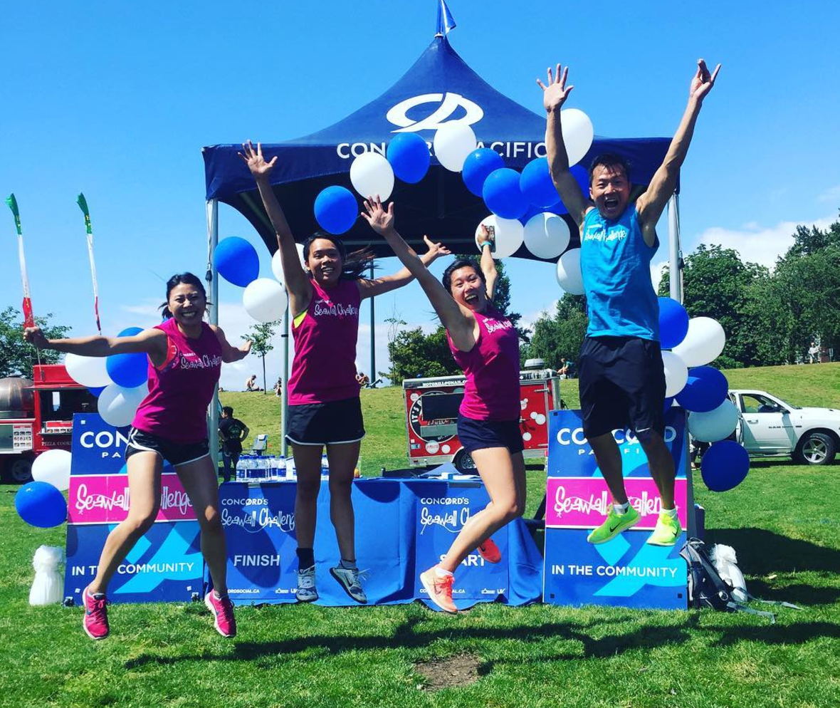 4th Annual Concord Pacific Seawall Challenge