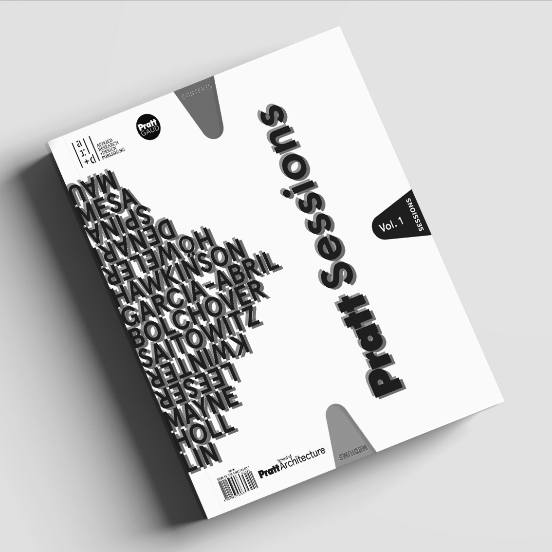 Pratt Sessions , Vol.1/2017     The  Pratt Sessions  publications present conversations between notable practitioners and thinkers, and serves as a distributed symposium that is curated yet open-ended; exploring current manifestations and future potentials in discourse and the profession.