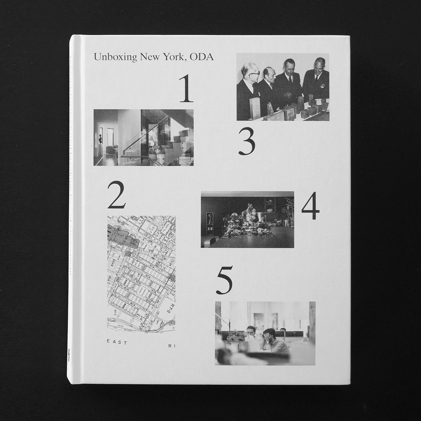 ODA NY:  Unboxing New York       Unboxing New York  is a behind-the-scenes look at the changing shape of New York City. It examines the forces, theories, and histories that affect our city's form.