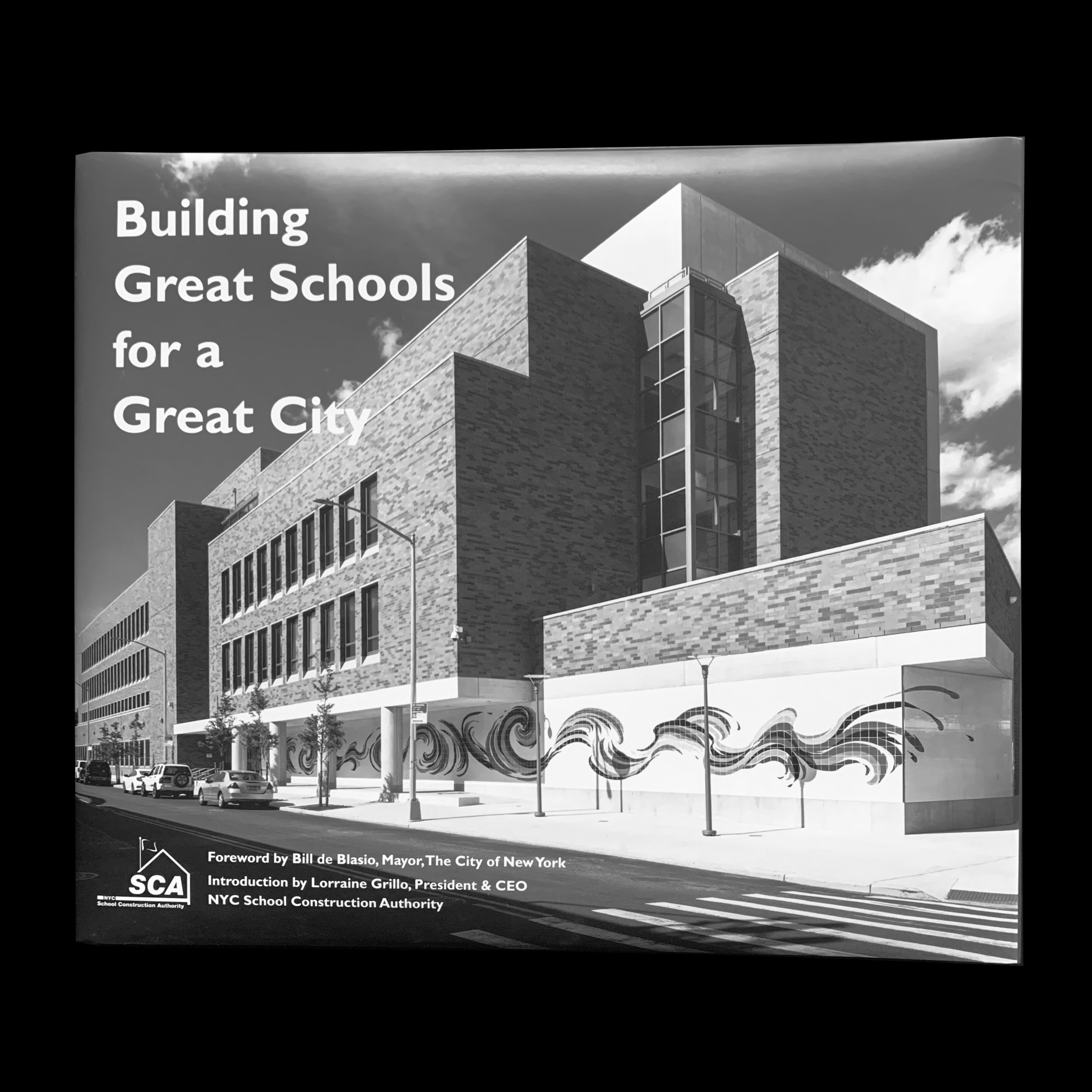 Building Great Schools for a Great City   The New York City School Construction Authority's (SCA) mission is to design and construct safe, attractive, and environmentally sound public schools for children throughout the communities of the City's five boroughs. This book celebrates 30 years of their work.
