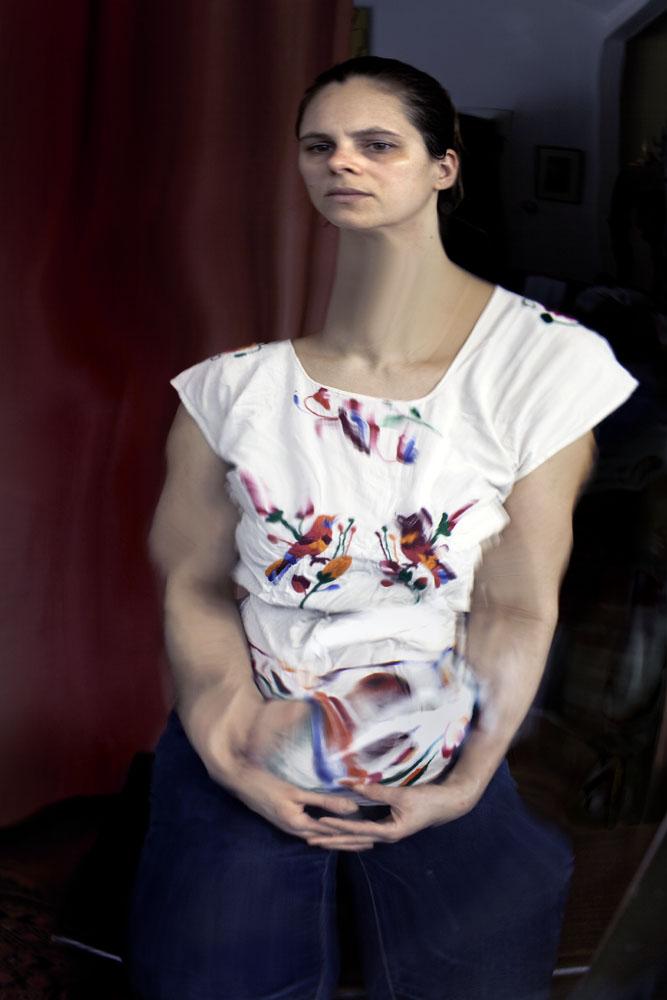 "Roberta    2015, 43"" x 29"",Pigment print"