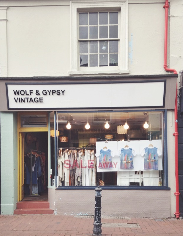 wolf and Gypsy