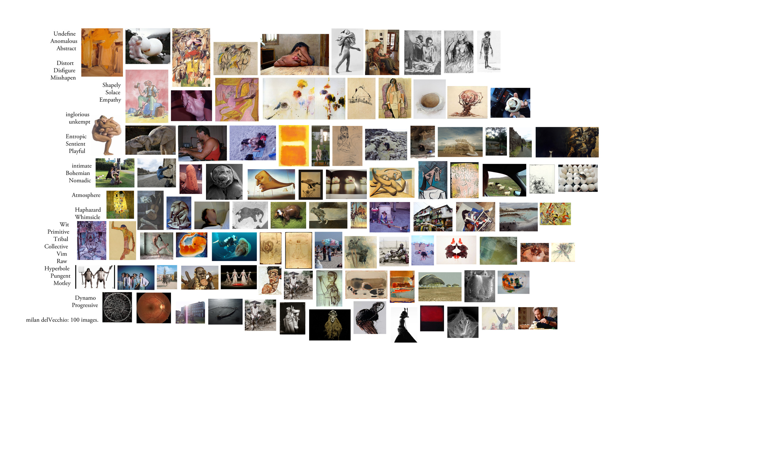 100 Images Project