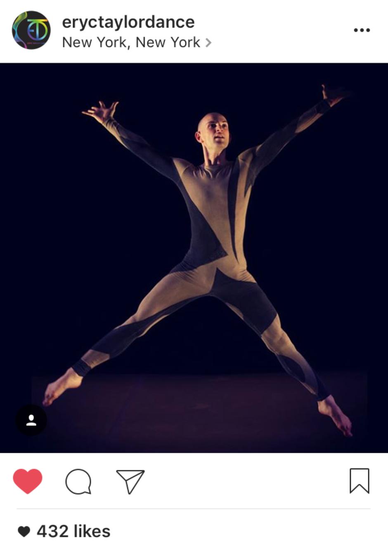Eryc Taylor Dance Company - Costume Design (2015)