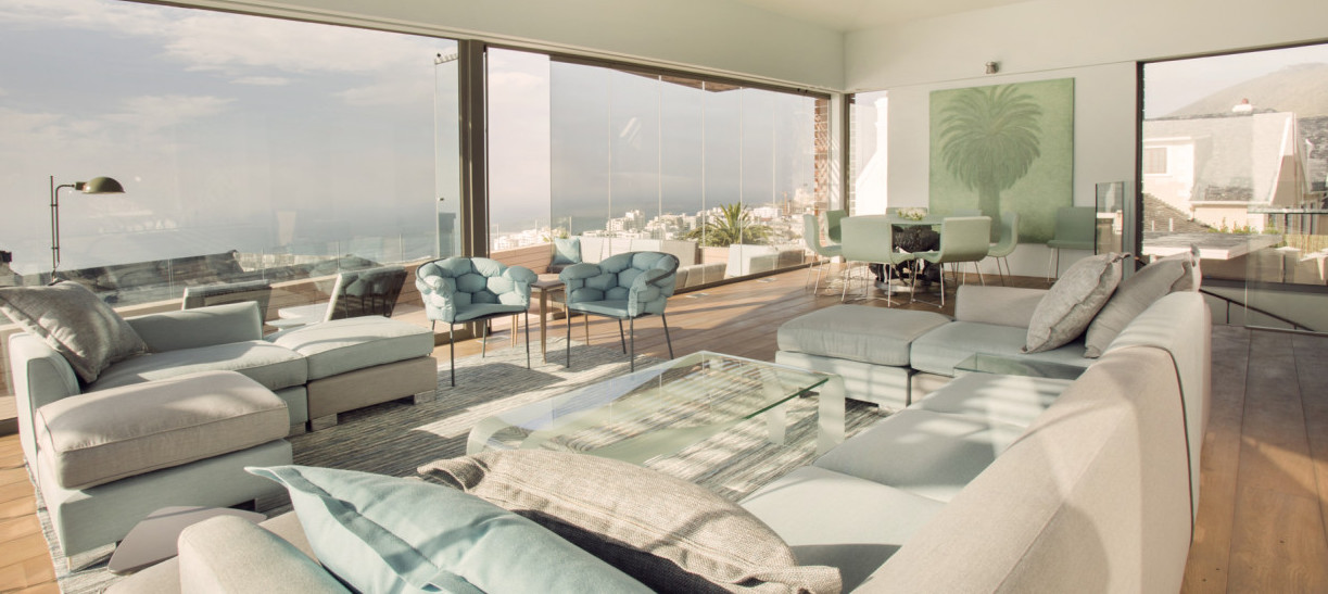City chic at Ellerman House