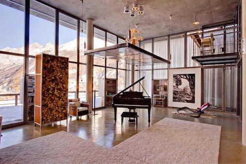 heinz-julen-loft-zermatt-living-area-piano-logs.jpg