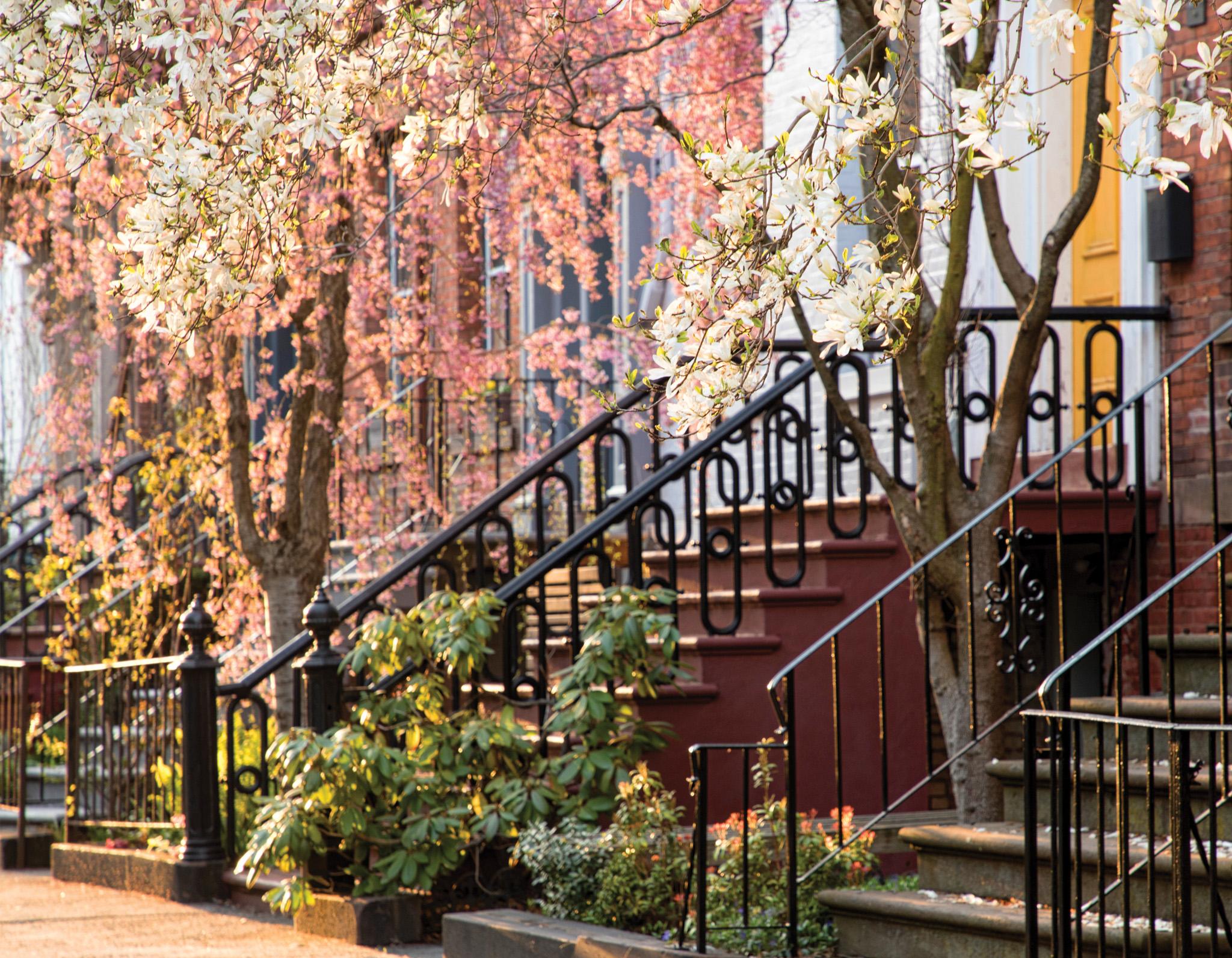 April: Hughes Place