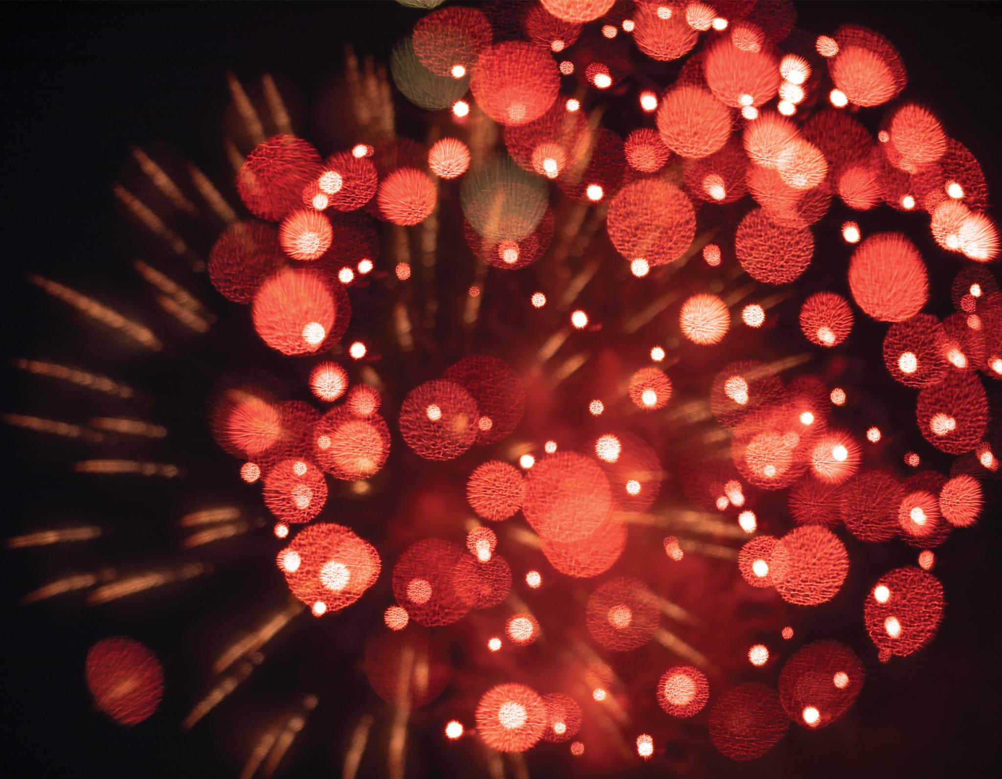 July: New Haven Fireworks