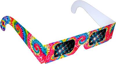 Tie Dye Rainbow Glasses     Shop Here