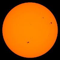 "Solar Viewing Film - Black Polymer 12"" X 12"" Sheet    Shop Here"