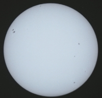 "Solar Filter Film - Aluminized Mylar 12"" X 12"" Sheet   Shop Here"