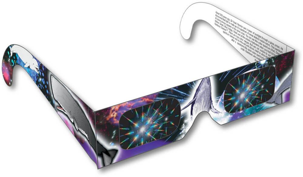 Whale Rainbow Glasses     ShopHere