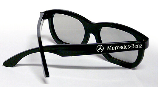 Custom Printed Plastic Polarized 3D Glasses    Contact Us