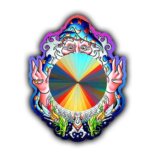 Rainbow Wizard Sun Catcher   Shop Here
