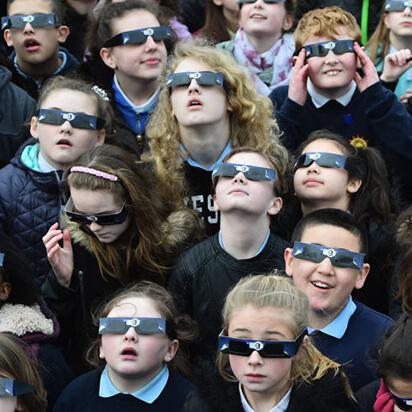 Happy eclipse watchers!!
