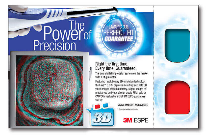 3M 3D Greet - Direct Mail