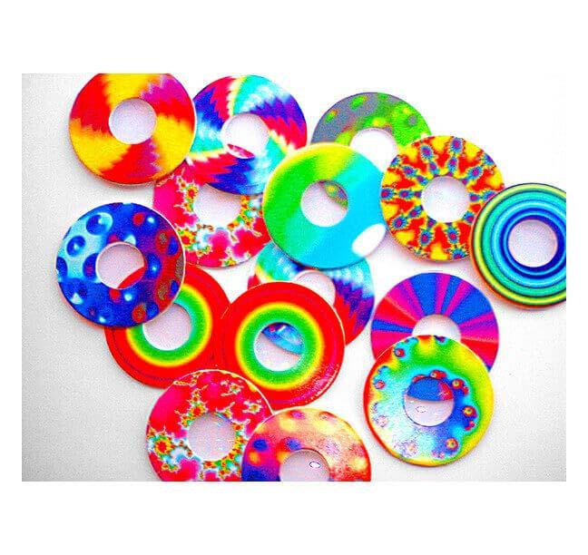 Diffraction Grating Peepholes   Shop Here