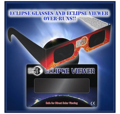 Eclipse Glasses Overruns 0 7307   Shop Here