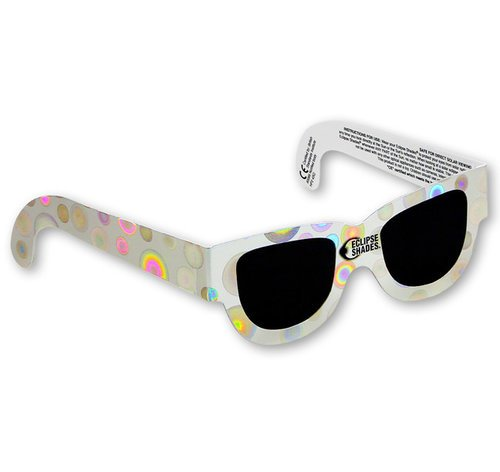 Assorted Holographic Eclipse Glasses - LIMITED EDITION Pack of 10    S OLD OUT