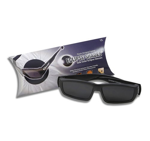 Plastic Eclipse Shades - Designer Eclipse Glasses.  -07901 These fit over optical glasses!     Shop Here