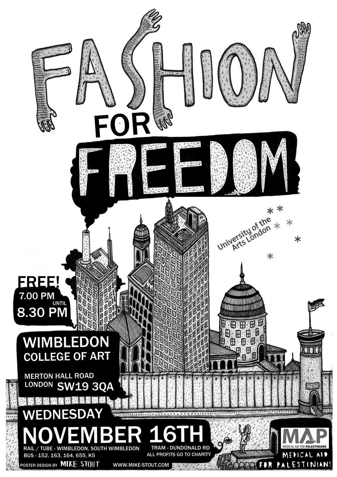 'Fashion For Freedom'