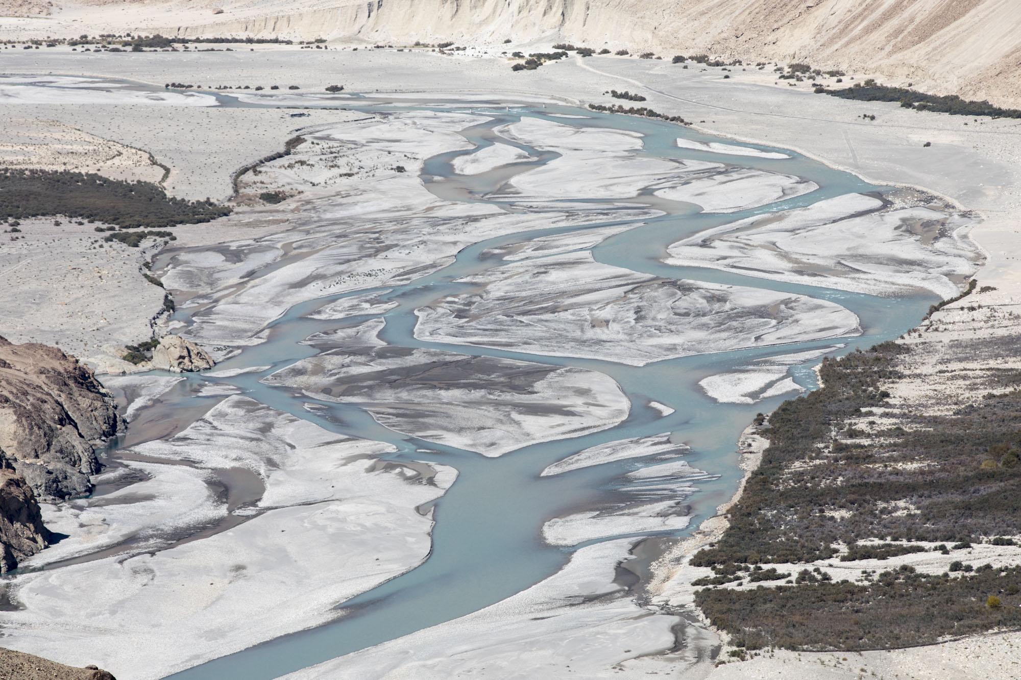 The Shyok, Nubra valley, Ladakh