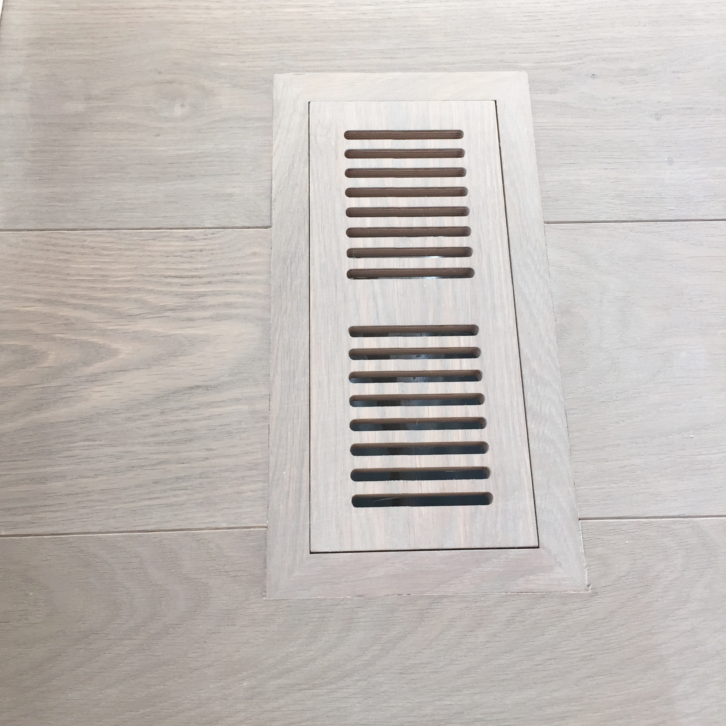 Flush Vents by WOODLIFE