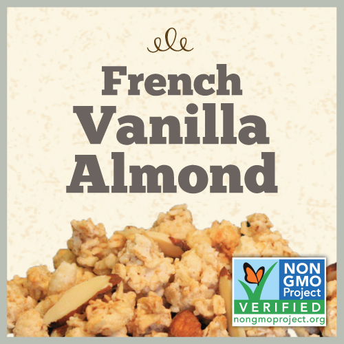 French Vanilla Almond
