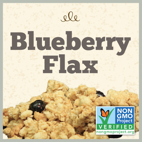 Blueberry Flax
