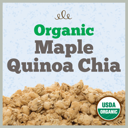 Organic Maple Quinoa Chia