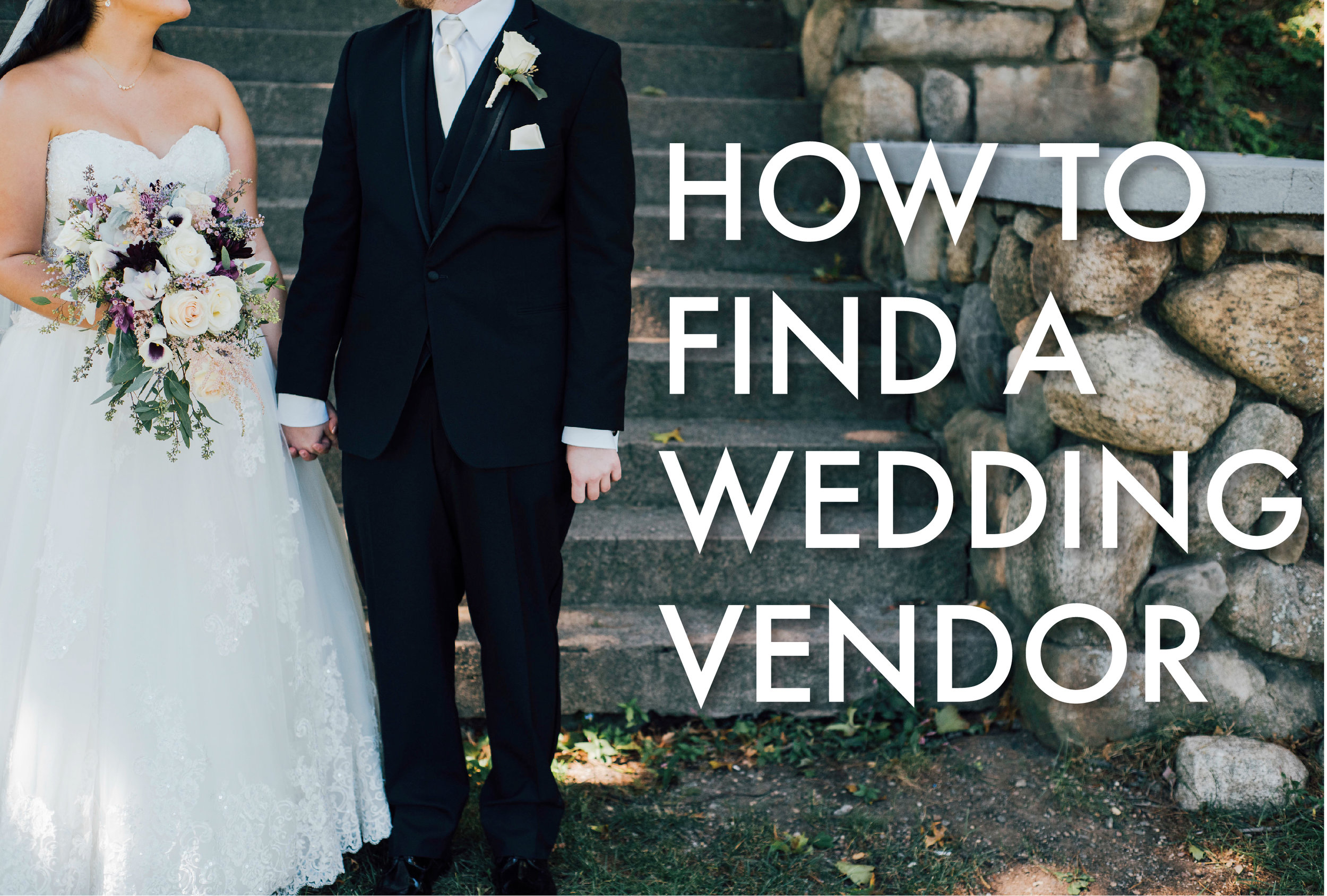 How To Find a wedding vendor