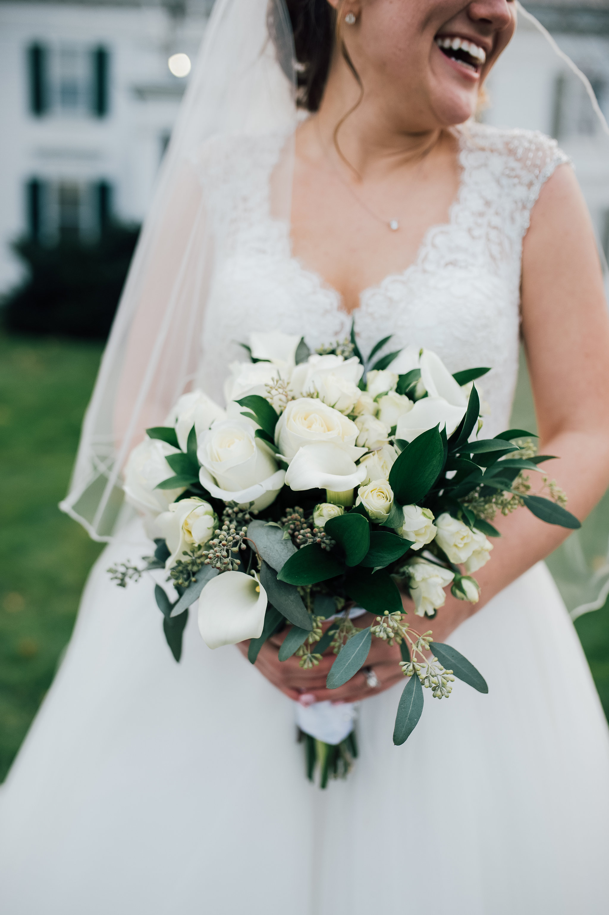 Wedding Bouquet Ideas from my 2017 Weddings by popular New York wedding Photographer Laurel Creative