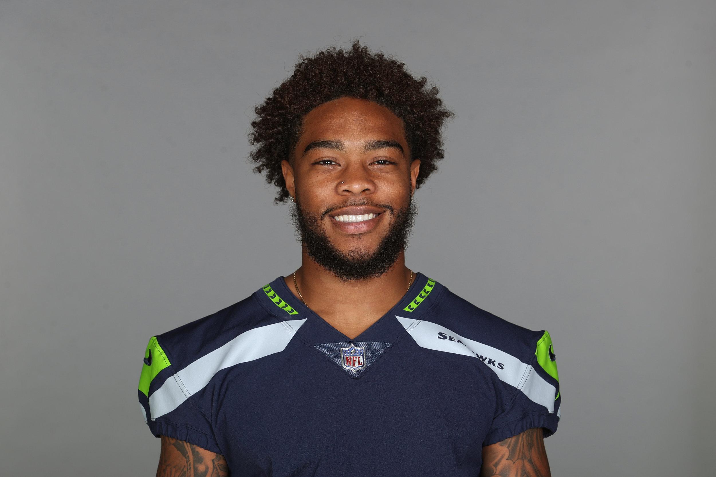 Tedric Thompson, S, Seattle Seahawks