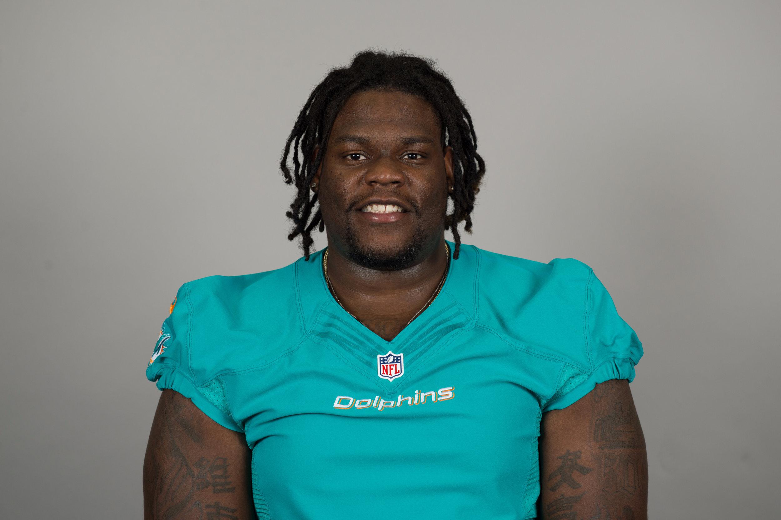 Vincent Taylor, DT, Miami Dolphins