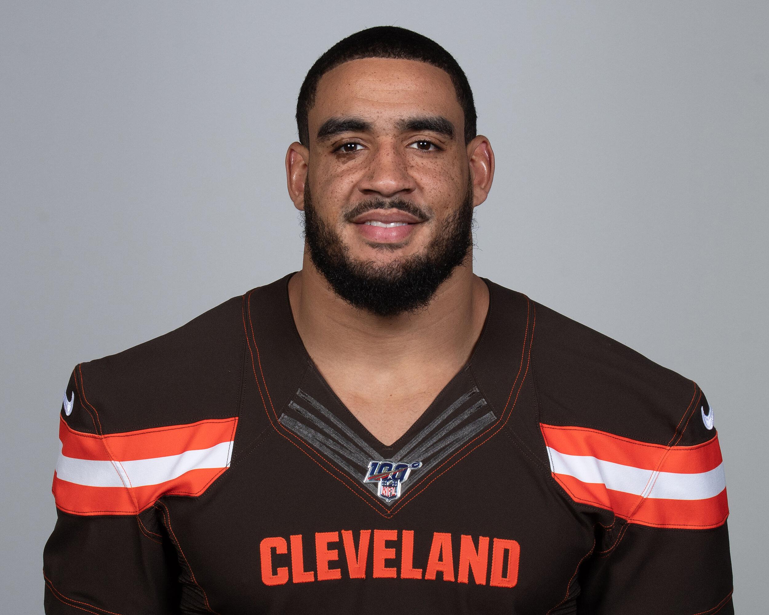 Olivier Vernon, DE, Cleveland Browns