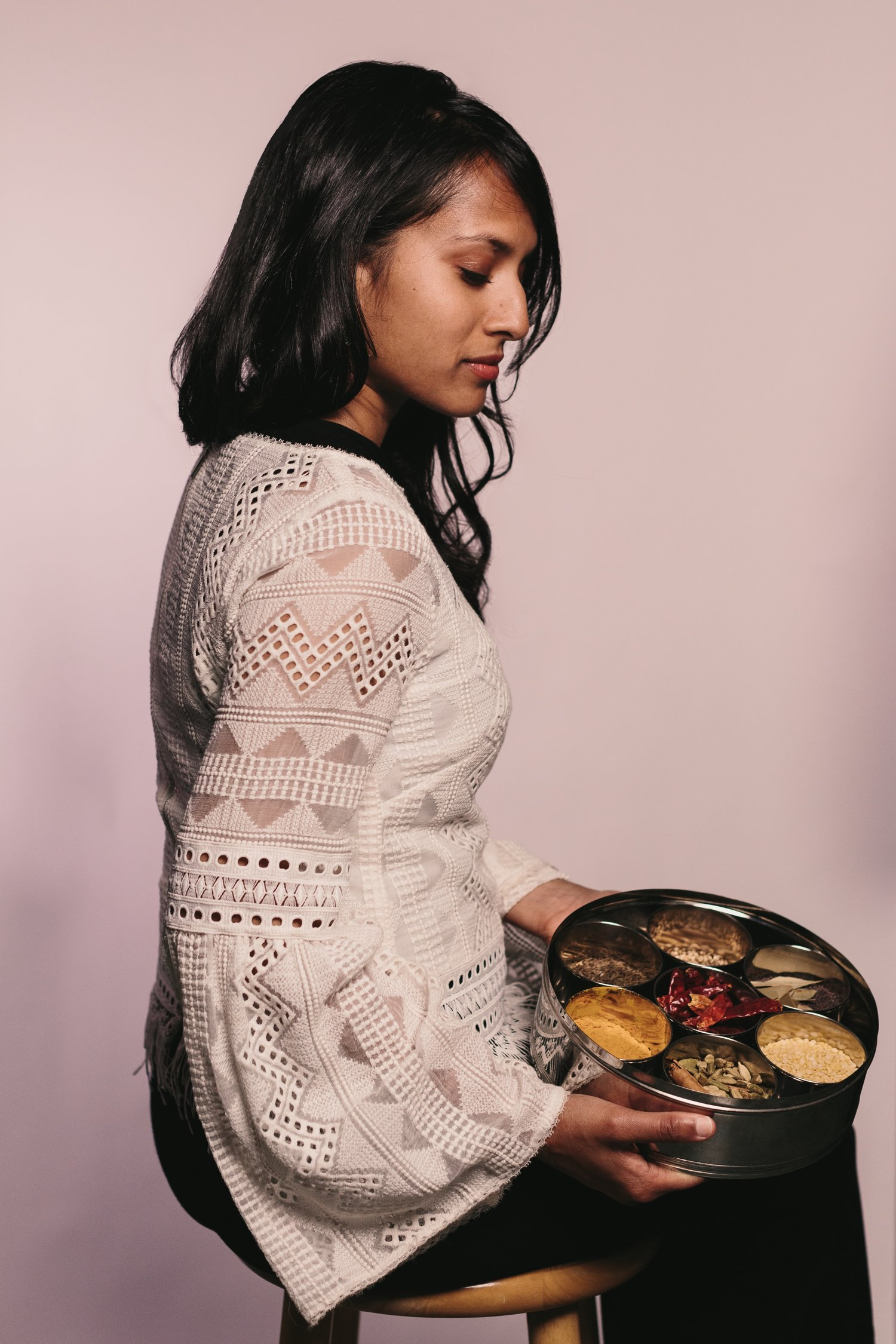 Sylvie Charles for Food as Healing