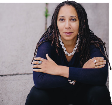 Dr. Monica Coleman, Professor of Constructive Theology and African American Religions at Claremont School of Theology.