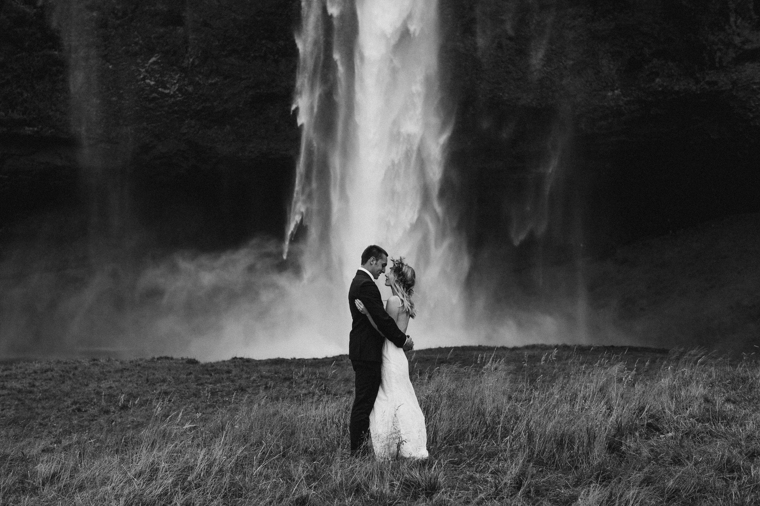 Shane-Hannah-Iceland-Elopement-Vik-Dyrhólaey-Black-Sand-Beaches-Selandjafoss-Evan-And-Alycia-Photography-Traveling-Wedding-Photographers