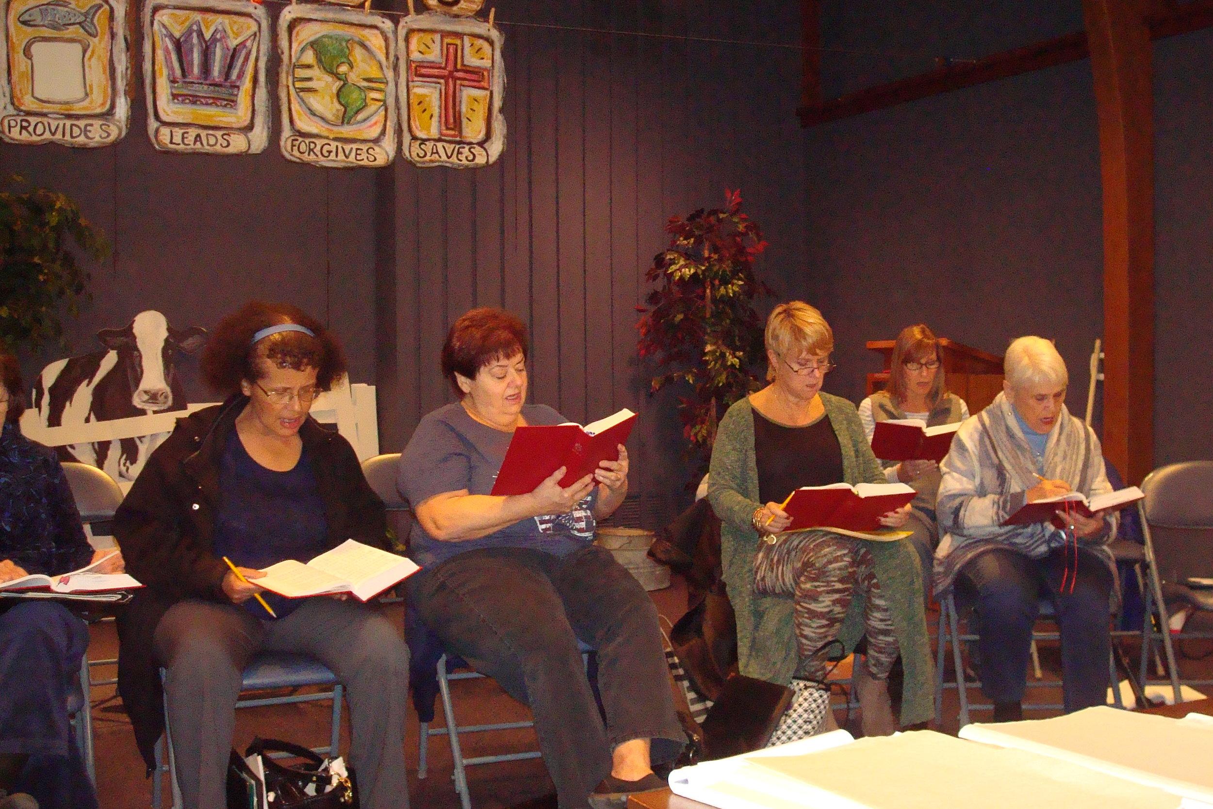 Our Saviour Choir