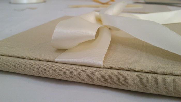 Ribbon ties