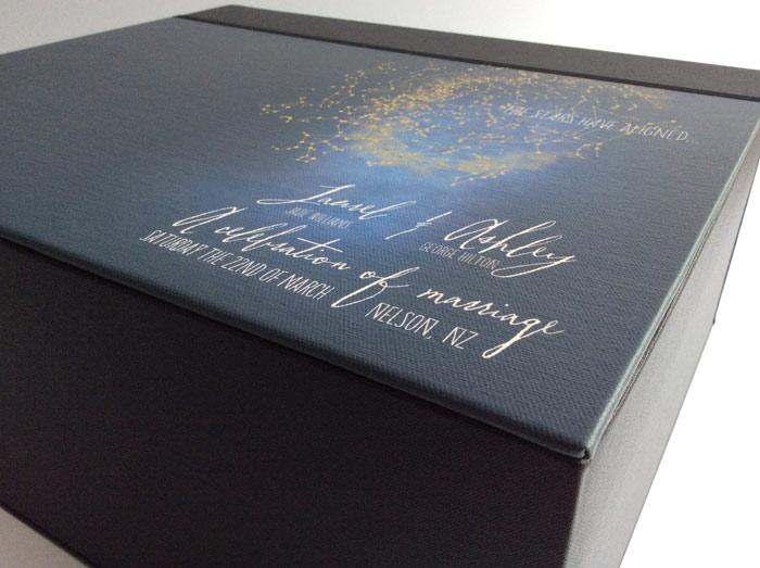 Album keepsake box