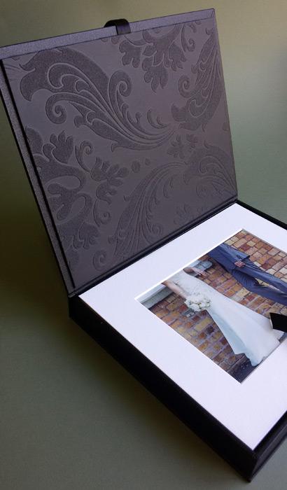 print / folio box