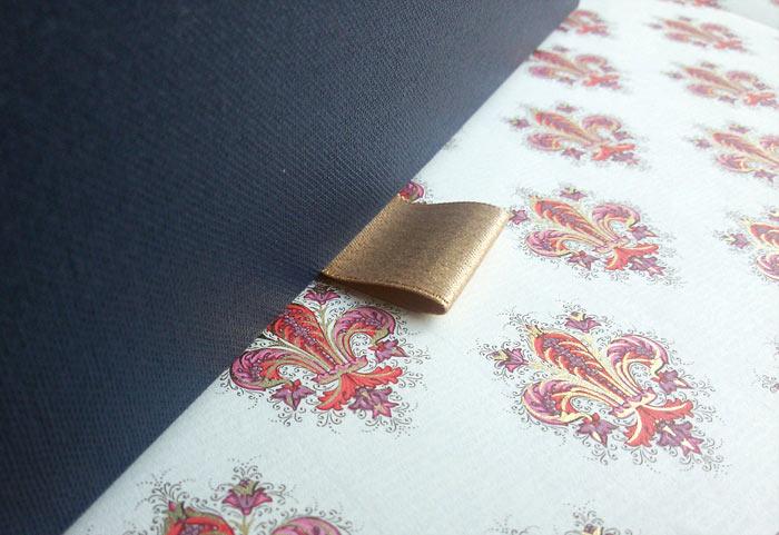 Ribbon tab